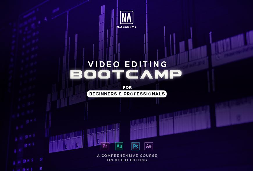 Video Editors Bootcamp