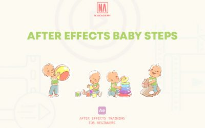 After Effects Baby Steps Wide